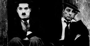 Cine sobre Césped   Ciclo Chaplin - Keaton