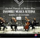 Concierto del Ensamble Música Aeterna