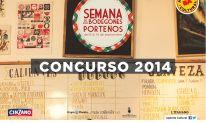 Concurso Homenaje a los Bodegones Porteños