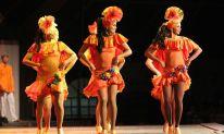DELIRIO, la yapa del Festival Internacional de Circo