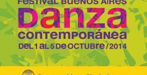 Festival Buenos Aires Danza Contemporánea