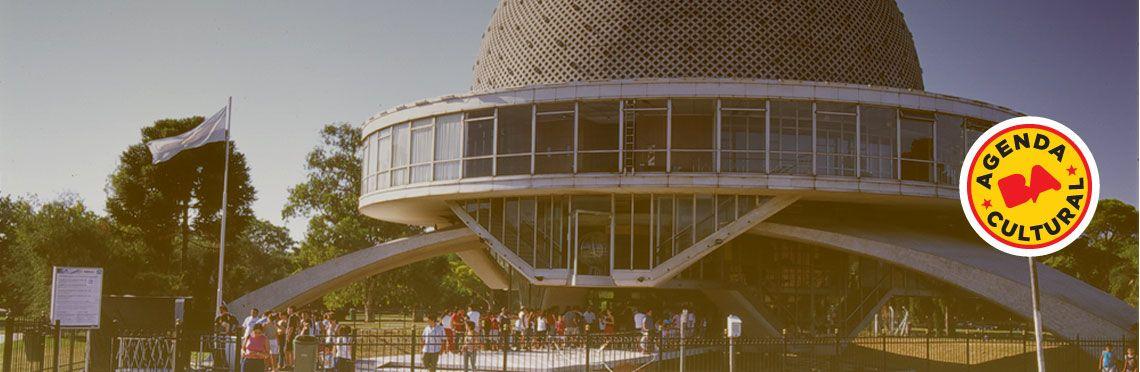 Fin de semana en el Planetario