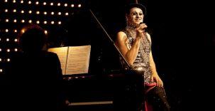 Miss Knife canta Olivier Py