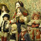 Muñecas antiguas en la Casa Fernández Blanco