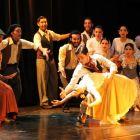 Música y danza popular en Parque Centenario