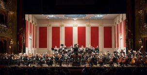 Orquestas de la Ciudad en la Usina