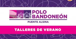 Talleres gratuitos en Polo Bandoneón